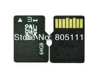 Professional Micro sd card 64GB SDXC card Ultra speed (class 10, 5 year warranty, free adapters)