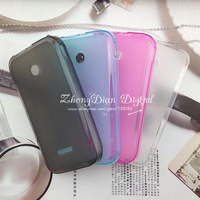 Free Shipping ( 1pcs ) TPU Matte soft case for Huawei Y210 Y210S Y210C 8685D case cover