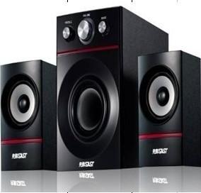 Computer speaker xianke speaker stunning st-83d multimedia sound 2.1 subwoofer active speaker 2.1