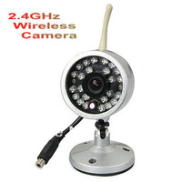 Head Watch 360 Wireless Baby Pet Monitor Night Vision Security Video Camera  + free shipping