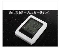 QN20401 Waterproof Wireless code table touch-screen touch keys code table Bicycle odometer