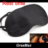 10PCS/LOT, Eye Mask Shade Nap Cover Blindfold Sleeping Travel Rest, Free Shipping
