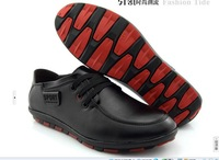 Free shipping casual shoes men's shoes in the UK business leather shoes, fashion sneakers men's leather shoes