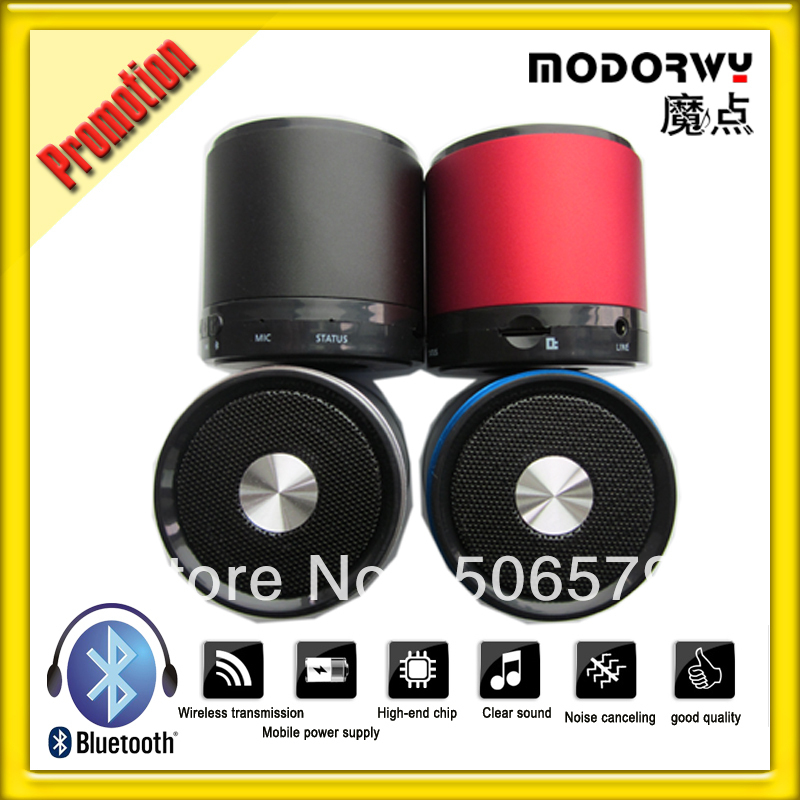 Free shipping 20pcs/lot Factory price for Mini bluetooth wireless speaker with fm radio JL-310(China (Mainland))