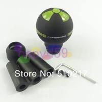 1pcs free ship resident evil bullet  universal car modification gear stick  car manual header gear knob MT AT gear shift knob