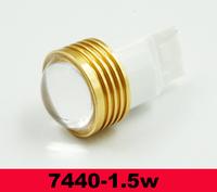 Car  T20 7440 Tail Light Brake Light Car Turn Signals 1.5w  Bulbs Lamp Lights
