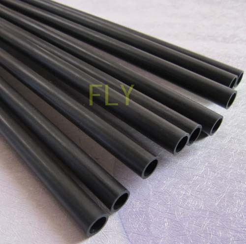 Carbon fiber tube 6x4x1000mm carbon fiber tube carbon rod carbon fiber rod model kite accessories(China (Mainland))