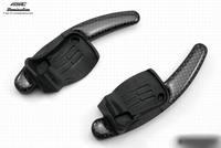 VW Volkswagen Steering Wheel DSG Paddle Extension Golf Jetta GTI MK6 R R20 Passat CC R36 EOS SCIROCCO Carbon Fiber