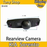 Special Originated Car Rear View Camera for Kia Sorento with 170 degree Waterproof Lens and 1/4 CMOS Sensor