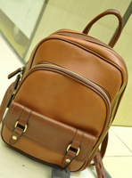 2013 casual all-match backpack fashion preppy style fashion vintage women's backpack travel bag