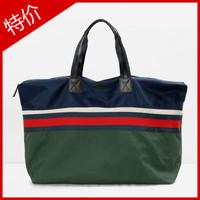 Casual women's bags vintage patchwork vlsivery large capacity canvas bag travel shoulder bag handbag women's big bags