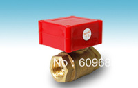 "3/4"" DN20 CWX Motorized Ball Valve,CR01/CR05/3-6/12V"