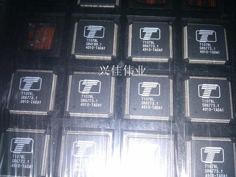 Интегральная микросхема T107BL интегральная микросхема ic t107bl qfp