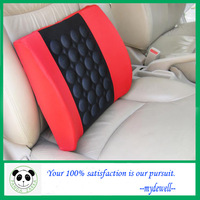 Hot sale Electric car massage cushion, car seat massager, car back massage cushion. car & home&office use.