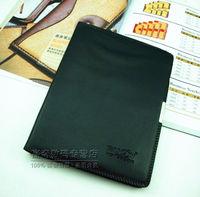 36k leather loose-leaf folder 6 loose-leaf notebook notepad