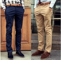 Big Sale !Free Shipping New Korean Styles Fashion Men's pants, Casual straight leisure trousers