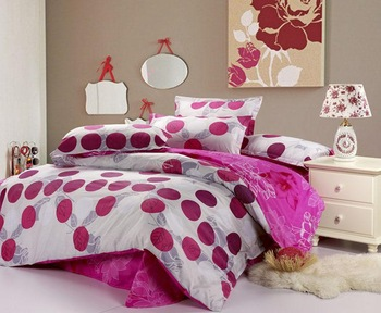 "2013 New 4Pcs 100% cotton Rural ""  fragrance -1"" bedding set quilt covers home accessories Free shipping A235"
