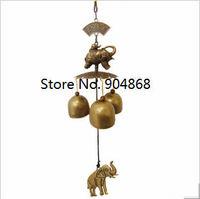 Metal Art Wind Bells Metal Wind Chime Car Ornaments Fengshui Windchime
