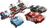 BELA Building Blocks ,RACING Cars: Ultimate Race Set #10012(9485), children gifts, birthday gifts