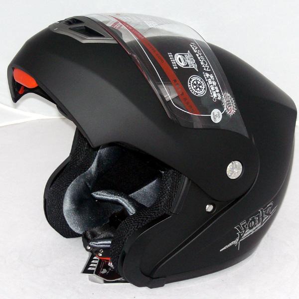 hot cool Motorcycle helmet undrape face helmet professional yh-936 black(China (Mainland))