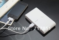 2 USB port Phone mobile power bank 20000mah battery charge treasure 30000mah battery charge Emergency power bank