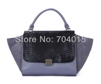 F&D Women's Genuine Leather Handbag Tote/Shoulder/Messenger Designer Bag 3071W Fashion Party Bag