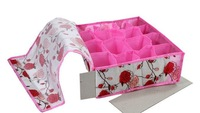 Free shipping 2pcs/pcs 2013 underwear, socks, receive a case box storage non woven