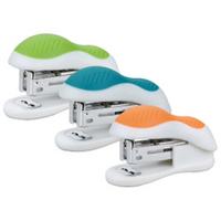 Deli stapler 0304 mini stapler mini stapler