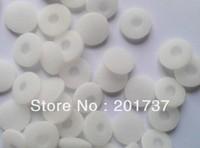 White Earphone Earbud Headset Foam Ear Pad Earpad Cover