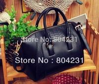 2014 spring vintage women handbags serpentine pattern one shoulder bags messenger bag free shipping