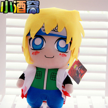 Hlwg naruto doll water gate plush doll