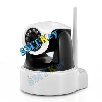 Wireless HD IP Security Camera - Pan + Tilt, IR Cut, H264 ip camera