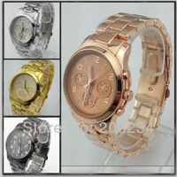 2013 New Style Hot Sale Famous Brand New Luxury men women Quartz Watches stainless steel Wristwatches for Man,Free Shipping