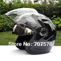 Eternal electrombile helmet double lenses half-face electric bicycle helmet shield motorcycle Half helmet