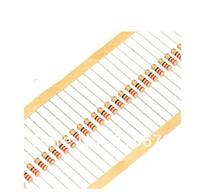 2000pcs 1/2W 5% Carbon Film Resistors 0.33R~2.2M resistor  ,freeshipping