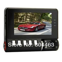 "Mini Car Dash Camera 2.7"" inch TFT LCD 4X Digital Zoom 170 Degree Wide Angle"