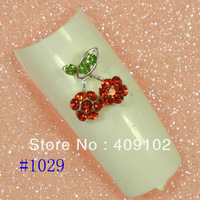 Free Shipping #1029 50pcs/lot nail alloy decoration there are more than 500styles for selection