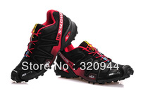 NEW Model Salomon Speedcross 3 Running Shoes Men's France Walking Track Shoes Casual Sport M&S Contagrip/XT 3D wings ultra stock