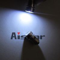 Wholesale LED Car Indicator Light Interior Bulbs Wedge Lamp BA9S 1W High Power  30pcs/lot