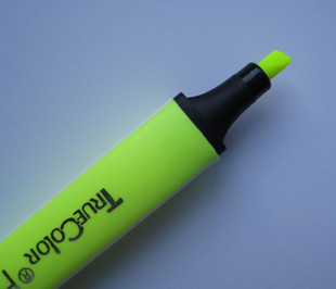 Sleekly neon pen triangle neon pen 6 mark pen