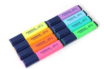 Staedtler 364 neon pen beautiful 8