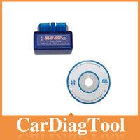 Latest version super mini elm327 bluetooth OBD2 Scanner ELM 327 Bluetooth Smart Car Diagnostic Interface ELM 327 V2.1 Scan