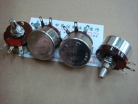 Japanese production VIOLET RA30Y 20S B25K B-2W wirewound potentiometers