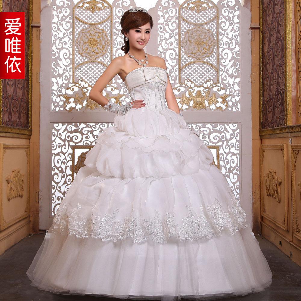 Wedding dresses koop wedding dresses producten uit tegen een lage prijs op - Dressing liefde ...