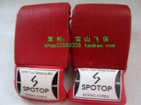 Spotop genuine leather gloves genuine leather boxing gloves sanda gloves