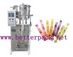Automatic ice pop machine jelly strip packing machine liquid packaging machine(China (Mainland))