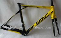 2013 Newest  BMC Carbon Frameset  SLR01  Full carbon Road bike BMC frame ,.Frame+fork+seatpost+clamp+headset.