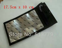 17.8x10cm Retail Packaging Plastic Zipper bag, Poly PP bag mobile phone fori phone 3c 4d 5g cover case package bas