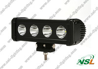 Wholesale - Water-Proof 9V-40V 4inch 40w Offroad Truck LED Work Light Bar CREE Chip, super bright lamp!