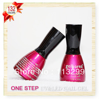 Free Shipping +One Step Nail Gel Polish Wholesale CNF Gelkorea 36Pcs Color Gel  15ml Soak Off Uv Led Sale